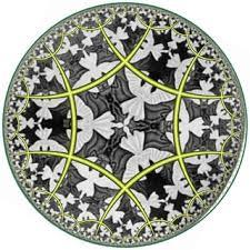 Escher, gravura