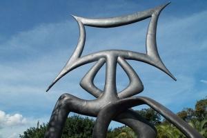 Escultura Rito dos Ritmos Brasília - DF UOL Viagens