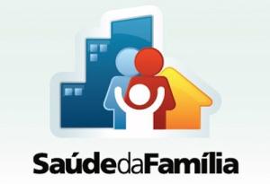 Logotipo Saúde da Família